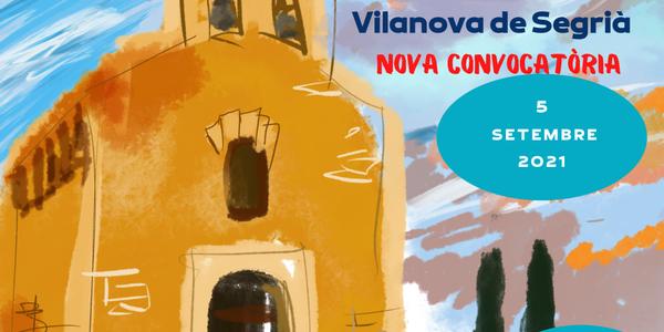 CONCURS DE PINTURA RÀPIDA VILANOVA DE SEGRIÀ