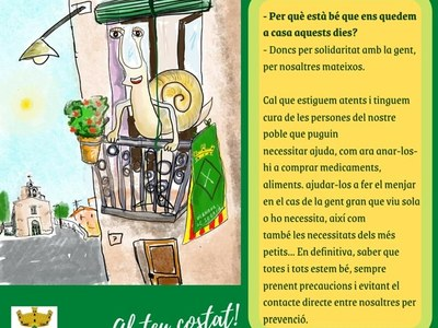 INFORMACIÓ MUNICIPAL : COVID -19/ coronavirus